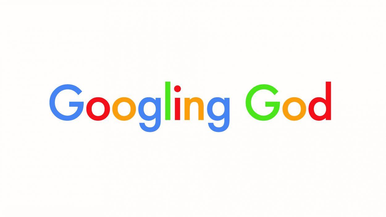 Googling God title