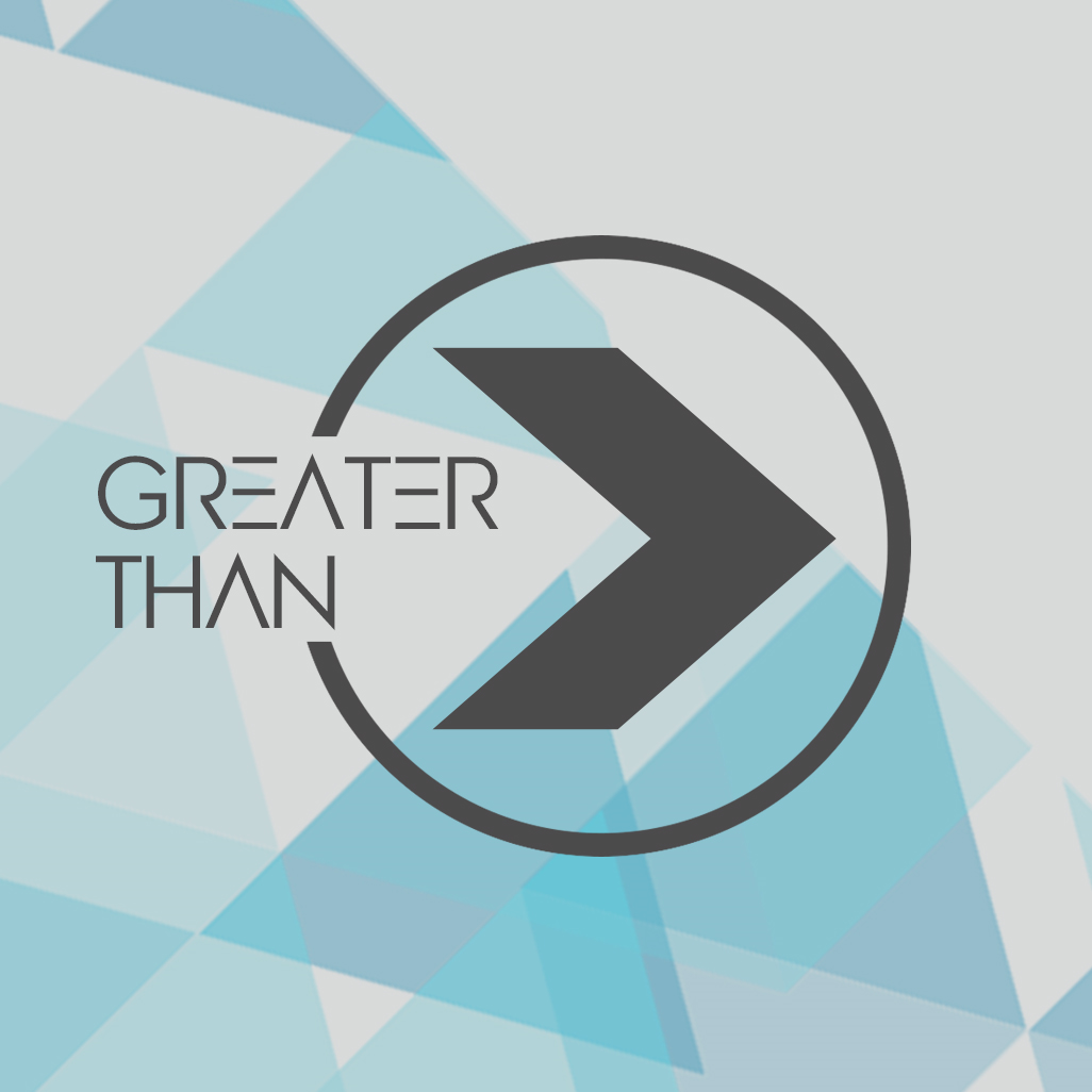 Greater Than Series Logo