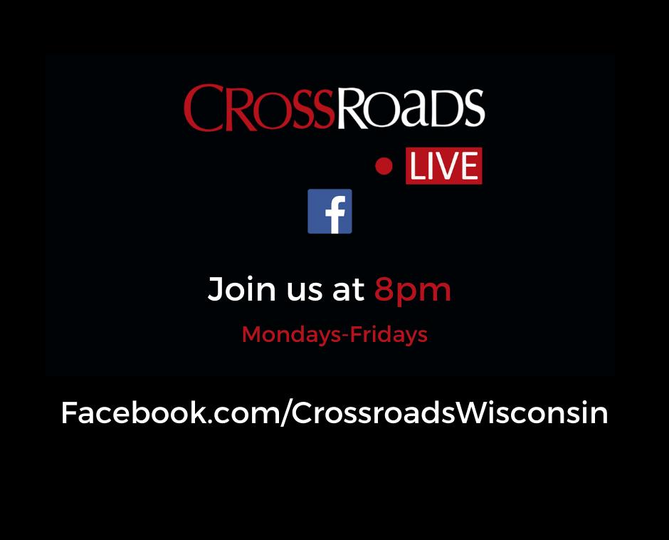 8pm Crossroads Live
