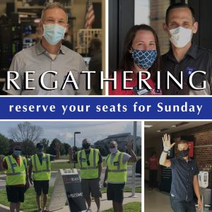 Reserve Seats Regathering